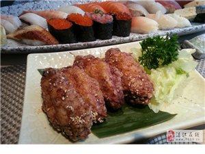 亲们、看到这些寿司流口水了吗?
