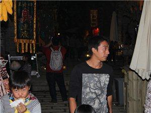 七贤民俗村10月1日试营业
