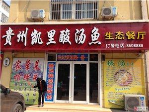 舌尖上的中国之贵州凯里酸汤鱼登陆聊城!!!