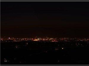 我的帖子被�h了--夜幕下的昭通城