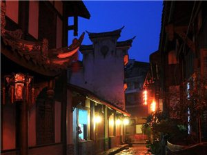 重庆近郊游之安居古城