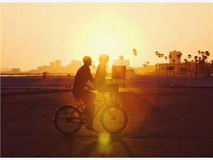 亲爱的,骑着单车去旅行吧!