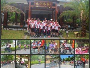 琼海阿七自行车俱乐部骑行官塘北仍生态村随拍