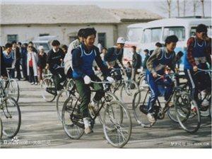 """(图集)1990年""""瀚海雄风""""专题片:西宁-德令哈普通自行车拉力赛"""