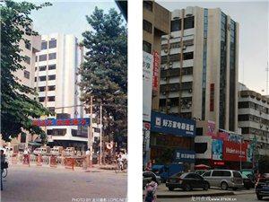 从老照片看龙川县老隆镇城市面貌的改变