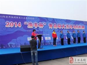 "2014""浩�S杯""青�u�h大沽河�R拉松�"