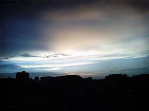 天空之城。