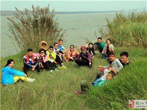 轻风秋游关洲宝岛,以绿色出行骑行倡导保护环境!