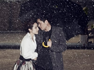 下雨天这么浪漫的事 怎么会有人忍心抱怨它