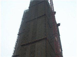 建鼎国际1号楼和5号楼本月底即将封顶!二期工程已经全面动工!