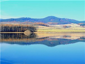 周六到八.一水库拍摄一组秋景,希望大家能喜欢