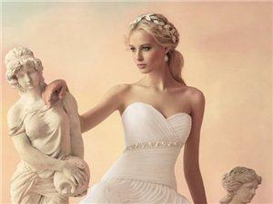 欣赏一下洋妞的婚纱震撼视觉