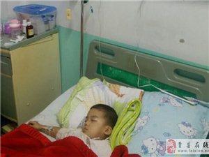 跟踪报道:秒速飞艇白血病女童病情不稳现已住院