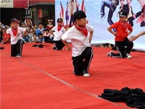 Dance Nation 街舞(少儿才艺大赛决赛)宝贝们的照片
