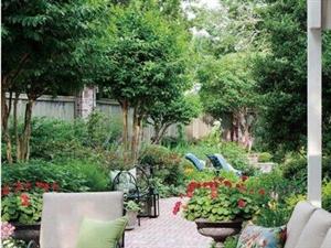 畅享后花园 美好生活的源泉