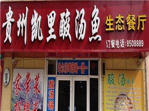 舌尖上的中国之贵州凯里酸汤鱼