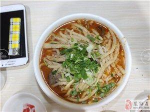 【活动照片】舌尖上的凤翔第25站:盛德泡馍馆