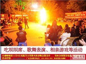 11月11日光棍节相亲酒会