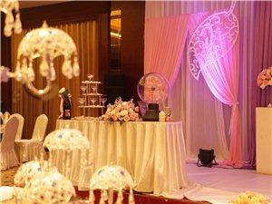 君子兰婚庆.粉紫色婚礼,甜美、梦幻