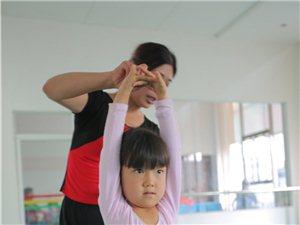 美馨舞蹈培训:中国舞二级常规课教学图集