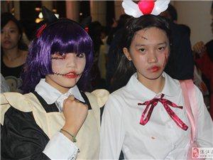 独家爆料:湛江万象万圣节开始了群魔乱舞