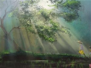 最美风景画 很美很美