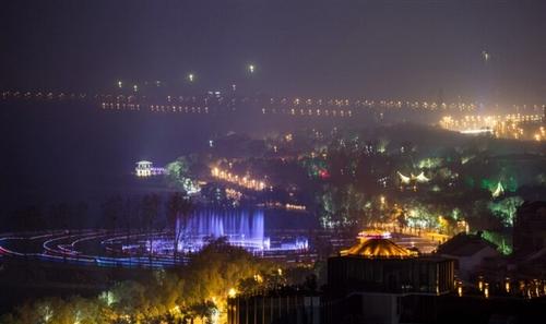 杂拍拼盘――平顶山新城区美景赏析