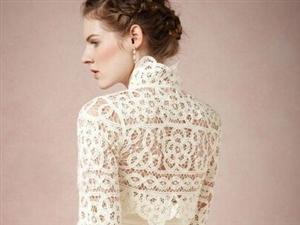 BHLDN新娘小外套推荐   秋冬新娘的首选