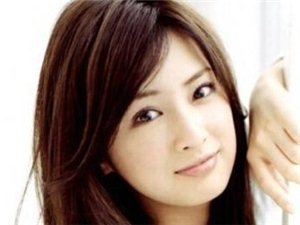 日本女性整容范本TOP10,白石麻衣夺冠