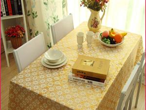 家庭PVC桌布