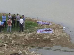 河婆水厂门口打捞起两具尸体专题