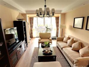 8万元如何打造出近百平米美式简约新婚房