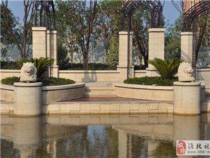 淮北港利上城国际景观园林美图欣赏