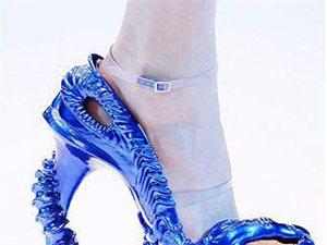这样的高跟鞋你敢穿哪双?