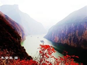 画舫游三峡让峡江美景触手可及