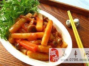 韩式辣炒年糕-吃的时候有在演韩剧的错觉