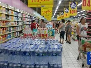 对某大型超市抢购潮的思考