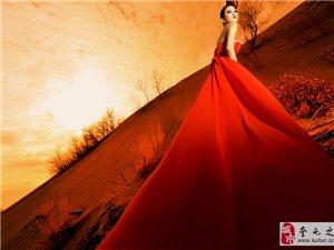 别样风情+沙漠婚纱照《够不够天荒地老?》