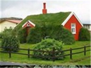 国外的一些农家小屋,简直仙境一样。