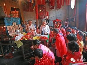 澳门大发游戏网站民俗丨苏庄平坑保苗节