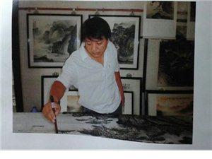 城口画家刘刚