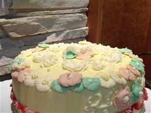 草莓,花花,�R聚一堂,我的蛋糕快�分�
