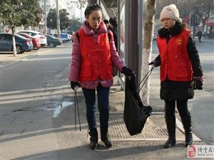 济宁慈善义工三团12.06志愿者节活动