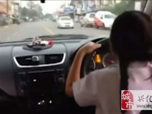 女童每天开8公里到学校上学 2年无事故
