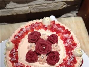 我的蛋糕~~!哈