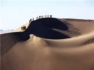 """徒步""""巴丹吉林沙漠""""之后感"""