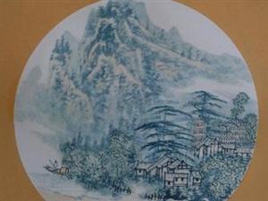 黔山印象组画4张8000元
