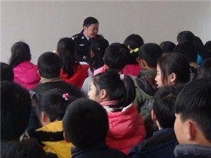 澳门大发游戏网站县在苏庄初级中学开展禁毒宣传活动