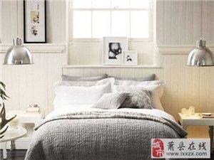 用软装就能成就温暖空间 从卧室开始吧