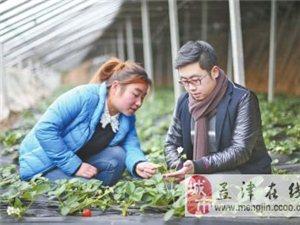 """洛阳小伙:""""要做河南最大的时令水果供应商"""
